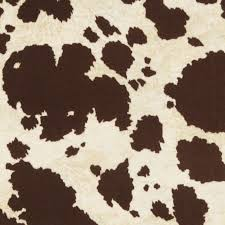 Material For Upholstery Brown Cow Print Fabric For Upholstery U003c3 Brown Upholstery