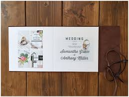 rustic wedding photo albums carolina rustic wedding photography by mollie tobias