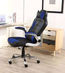 btexpert high back reclining leather chair executive racing office