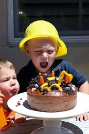this kid had his birthday 59 best construction theme images on pinterest birthday party