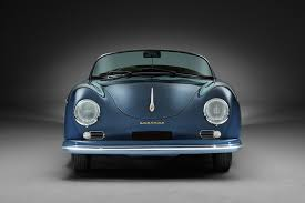 first porsche 356 this 1957 porsche 356 speedster is a pristine example of classic