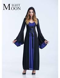 online get cheap blue witch costume aliexpress com alibaba group