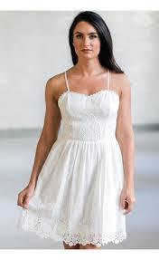 sun dress white eyelet dress white summer dresses online white