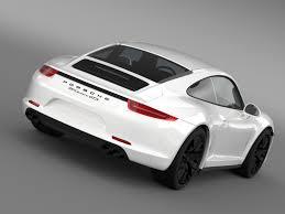 porsche 911 v8 porsche 911 carrera gts coupe 991 2015 by creator 3d 3docean