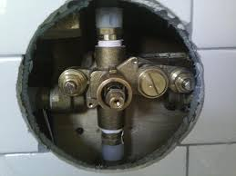 Leaky Shower Faucet Repair Dripping Shower Head When Tub Is Being Filled Terry Love