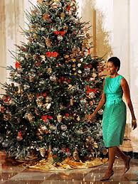 Christmas Decorations At White House by White House Green Christmas Signature9