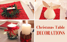 Christmas Table Decoration Ideas Make Up by 100 Homemade Christmas Table Decorations Centerpieces 27