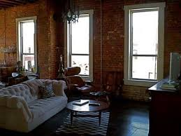 brick wall apartment in new york city u003c3 dream home pinterest