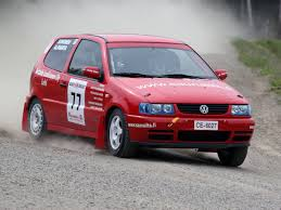 volkswagen polo mk3 rally car classic cars pinterest