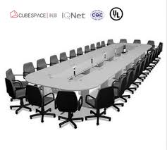 Large White Meeting Table Veneer Big Large Conference Table Meeting Table Desk American
