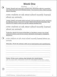 daily grammar practice student workbook grade 3 059601 details