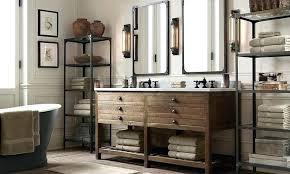 Restoration Hardware Vanity Lights Restoration Hardware Bathroom Architects Bathrooms Restoration