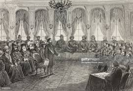 Ottoman Officials Council Of Ottoman Officials Istanbul Pictures Getty Images