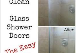 Best Cleaner For Shower Doors Best Cleaner For Shower Doors Inspire 17 Best Images About
