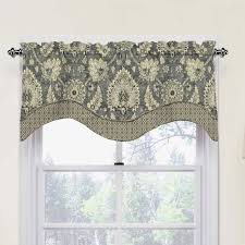 Waverly Kitchen Curtains by Decorating Waverly Window Valances Bathroom Valances Aqua Valance
