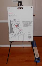 office depot table top easel upc 034138480014 quartet flipchart or display easel 66 inches max