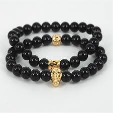 gold skull bracelet men images Skull bracelet for men centerpieces bracelet ideas jpg