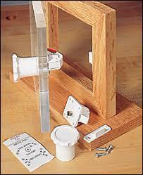 hidden magnetic cabinet locks magnetic secret latch lee valley tools