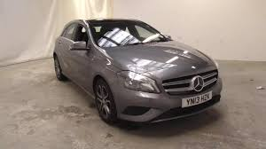 used 2013 mercedes benz a class a200 cdi blueefficiency sport 5dr