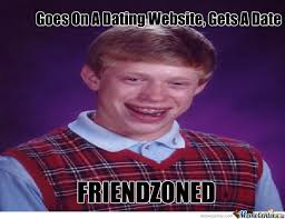 Meme Dating Site - bad luck brian goes to a dating site by victhetwinkie meme center