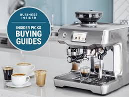 espresso coffee brands the best espresso machines you can buy business insider