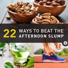 22 ways to boost and 22 ways to beat the afternoon slump greatist