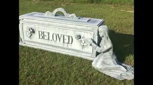 how to make a beloved tombstone animated halloween prop youtube