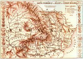 Romania Map The Family History Guide