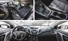 hyundai elantra 2013 vs 2014 2014 hyundai elantra sport 2 0l automatic review car and driver