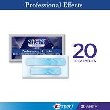 Dentist That Do Teeth Whitening Amazon Com Crest 3d White Professional Effects Whitestrips