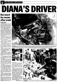 princess diana u0027s driver was drunk when she died in 1997 ny daily