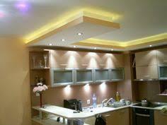 plafond de cuisine faux plafond de plâtre pour la décoration de cuisine my house