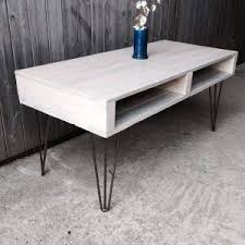 coffee tables diy hairpin side table world market round hairpin