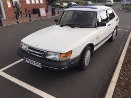 classic saab low mileage classic saab 900i in loughborough leicestershire