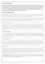 collection business letter definition letter idea 2018