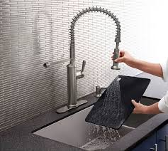 Perfect Kitchen Faucet With Pull by Remodelando La Casa How To Choose The Perfect Kitchen Faucet
