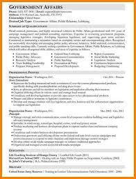 Government Resume Template Sle Government Resume Exles Bold Design Federal Government