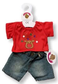 clothes for build a 11 best teddy bears christmas clothing that fit build a teddies