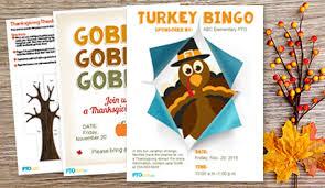 thanksgiving ideas for ptos and ptas pto today