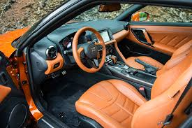 Nissan Gtr Interior - buy a 2017 nissan gt r get a complimentary track day at virginia