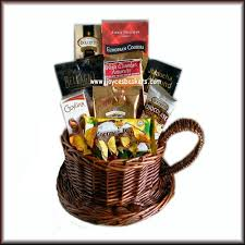 coffee baskets coffee cup coffee gift basket coffee basket delivery miami