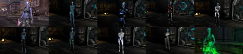 Fallout New Vegas Maps by Fallout New Vegas Mod Asari Project Liara T U0027soni By Lsquall On