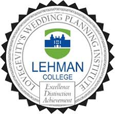 wedding planner certification lehman college continuing education wedding and event planning
