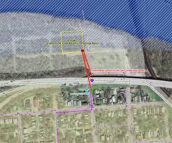 Lojic Map How Will The Portland Wharf Area Basin Affect Louisville U0027s