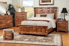 rustic bedroom set u2013 sgplus me