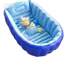 Baby Blow Up Bathtub Inflatable Baby Bath Tub Pictures To Pin On Pinterest Pinsdaddy