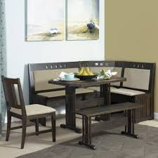 Corner Booth Kitchen Table Benchrectangular Dining Gallery - Booth kitchen tables
