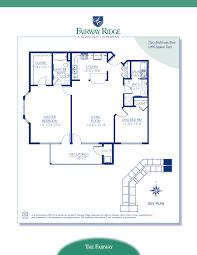 the fairway floor plan fairway ridge cooperative rochester