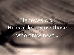 He Is Able To Save To The Uttermost Getting Back Up Restoration And Repentance Reprise