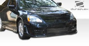 honda accord bumper cover free shipping on duraflex 03 07 honda accord r34 front bumper
